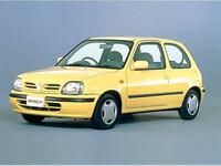 日産 マーチ 1997年5月〜モデルのカタログ画像