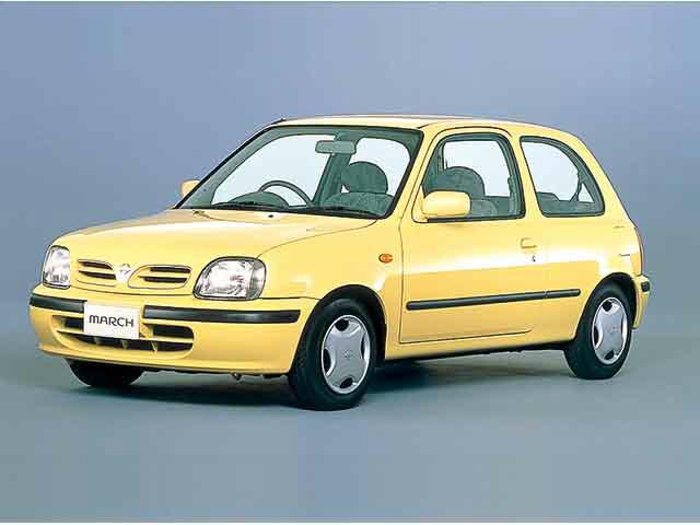 日産 マーチ 1997年5月〜モデル