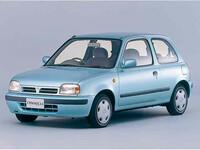 日産 マーチ 1993年1月〜モデルのカタログ画像