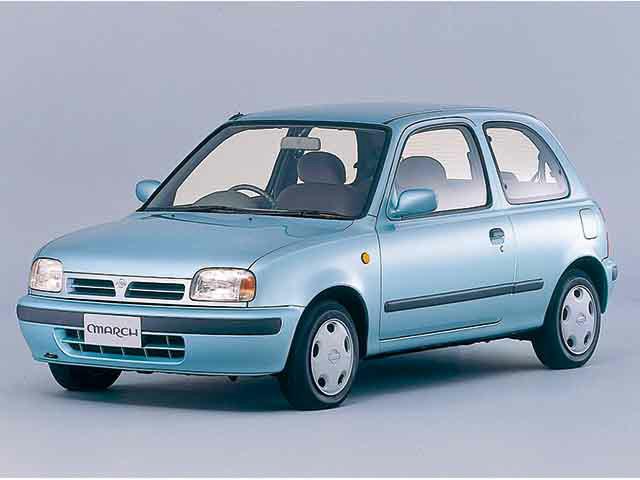 日産 マーチ 1994年12月〜モデル