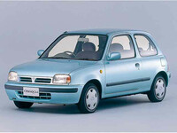 日産 マーチ 1994年12月〜モデルのカタログ画像