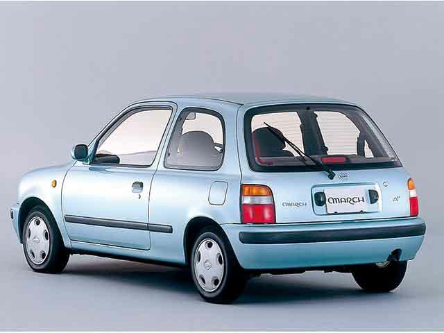 日産 マーチ 1993年11月〜モデル