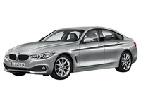 BMW 4シリーズグランクーペ 2016年4月〜モデルのカタログ画像