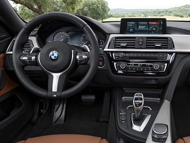 BMW 4シリーズグランクーペ 2018年1月〜モデル