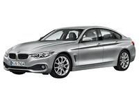 BMW 4シリーズグランクーペ 2014年11月〜モデルのカタログ画像