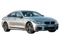 BMW 4シリーズグランクーペ 2017年8月〜モデルのカタログ画像