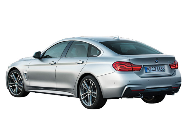 BMW 4シリーズグランクーペ 2017年5月〜モデル