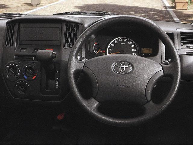 トヨタ ライトエースバン 2010年1月〜モデル