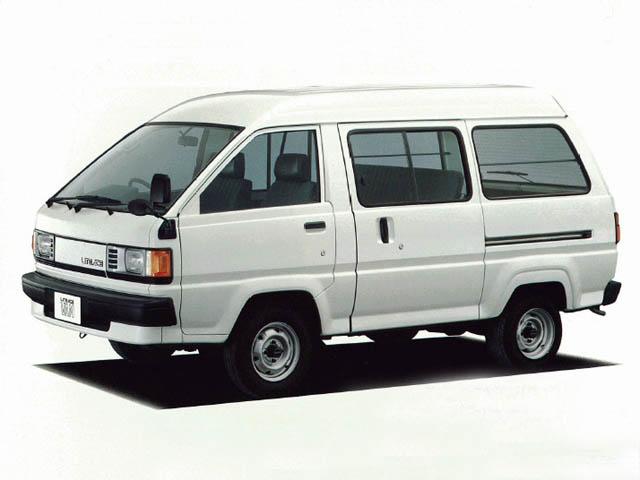 トヨタ ライトエースバン 新型・現行モデル