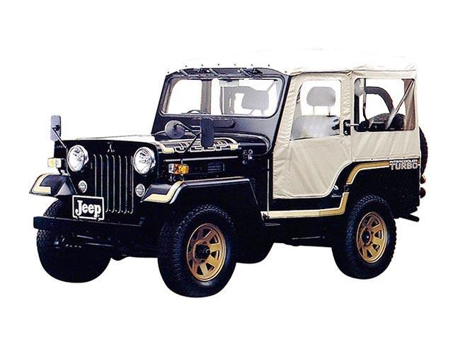 三菱 ジープ 新型・現行モデル