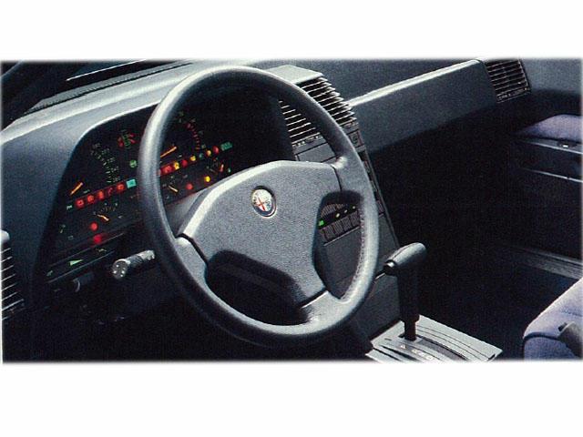 アルファ ロメオ アルファ164 1995年7月〜モデル