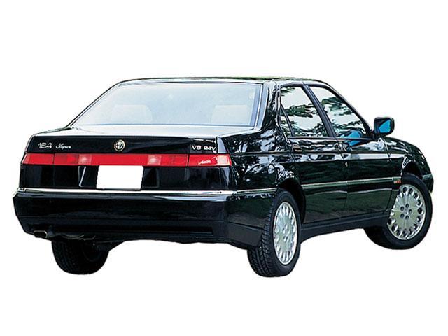 アルファ ロメオ アルファ164 新型・現行モデル