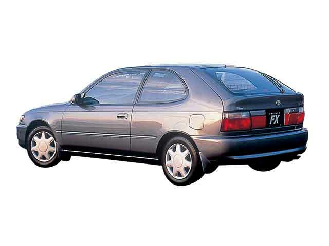 トヨタ カローラFX 新型・現行モデル