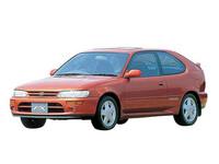 トヨタ カローラFX 1992年5月〜モデルのカタログ画像