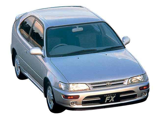 トヨタ カローラFX 新型モデル