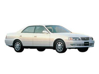 トヨタ チェイサー 1996年9月〜モデルのカタログ画像