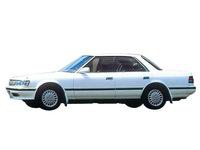 トヨタ チェイサー 1989年8月〜モデルのカタログ画像