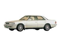 トヨタ チェイサー 1990年8月〜モデルのカタログ画像