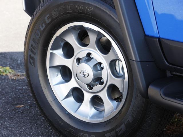 トヨタ FJクルーザー 新型モデル