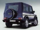 メルセデス・ベンツ Gクラス 2002年11月〜モデル