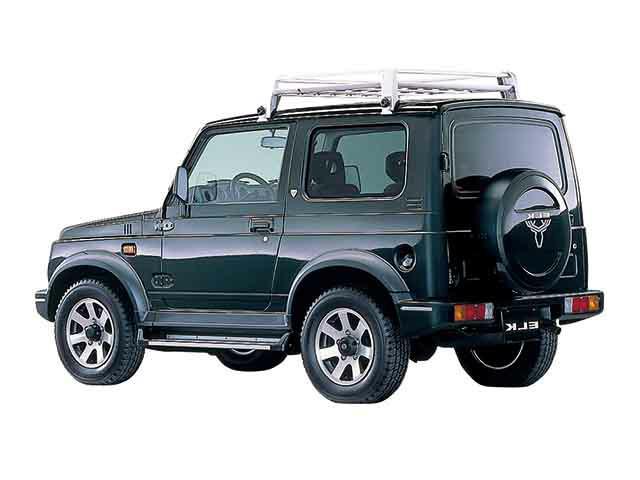 スズキ ジムニーシエラ 1995年11月〜モデル