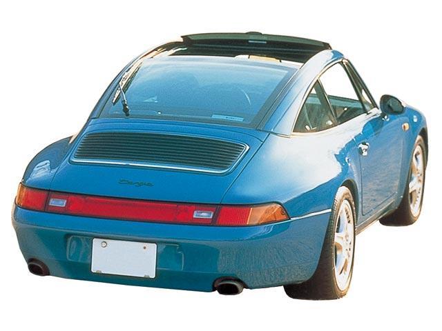 ポルシェ 911 1996年10月〜モデル