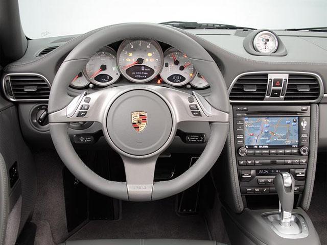 ポルシェ 911 2009年7月〜モデル