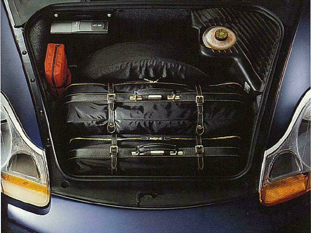 ポルシェ 911 1999年11月〜モデル