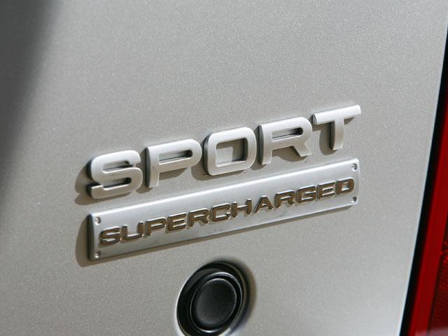 ランドローバー レンジローバースポーツ 2005年11月〜モデル