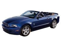 フォード マスタングコンバーチブル 2012年10月〜モデルのカタログ画像