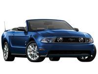 フォード マスタングコンバーチブル 2010年10月〜モデルのカタログ画像
