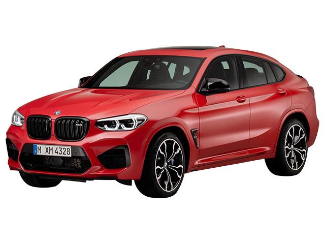 BMW X4 M 新型・現行モデル