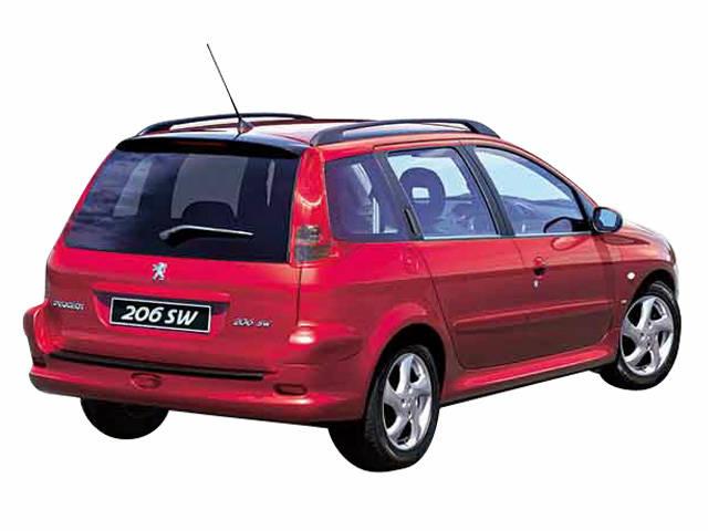 プジョー 206SW 2002年10月〜モデル