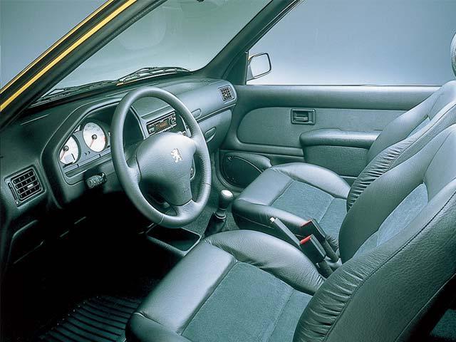 プジョー 106 1997年12月〜モデル