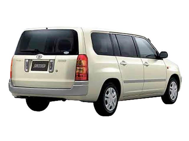 トヨタ サクシード 新型・現行モデル