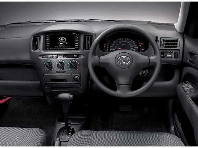 トヨタ サクシード 2008年8月〜モデル