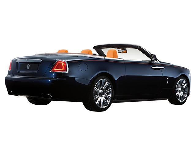 ロールスロイス ドーン 新型・現行モデル