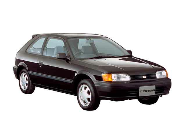 トヨタ コルサ 1996年8月〜モデル