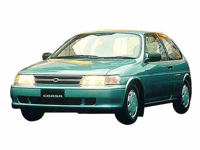 トヨタ コルサ 1992年8月〜モデル