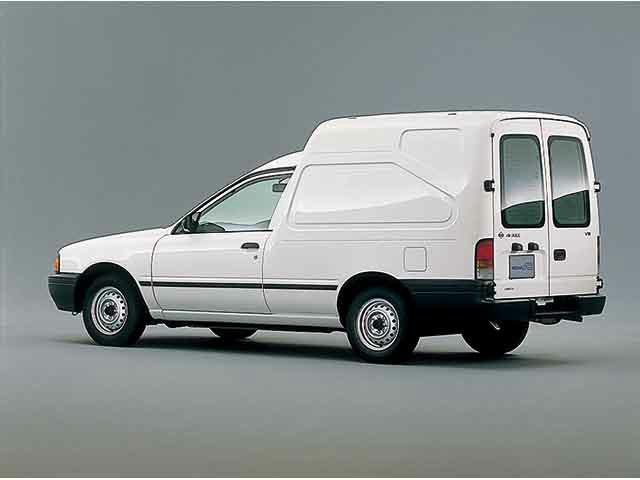 日産 AD-MAXバン 新型モデル
