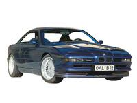 BMWアルピナ B12クーペ 1994年7月〜モデルのカタログ画像