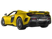 マクラーレン 675LTスパイダー 新型モデル
