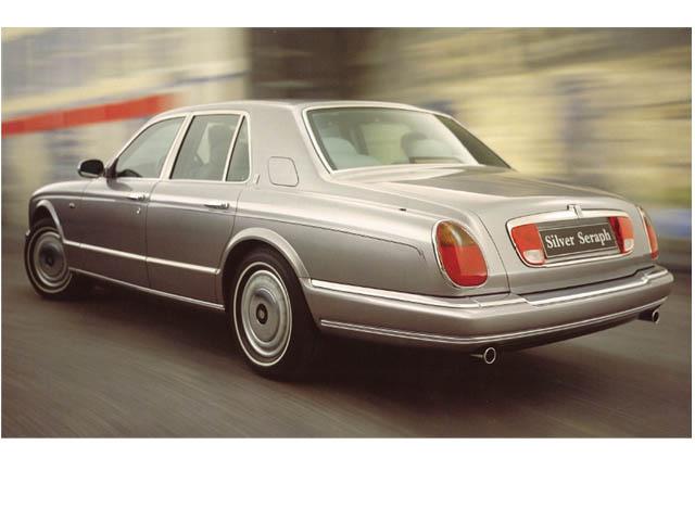 ロールスロイス シルバーセラフ 1998年3月〜モデル