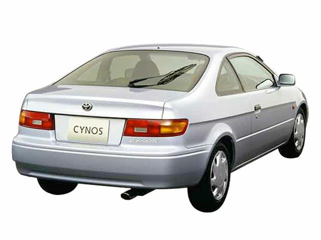 トヨタ サイノス 1996年9月〜モデル
