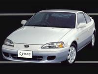 トヨタ サイノス 1997年12月〜モデルのカタログ画像