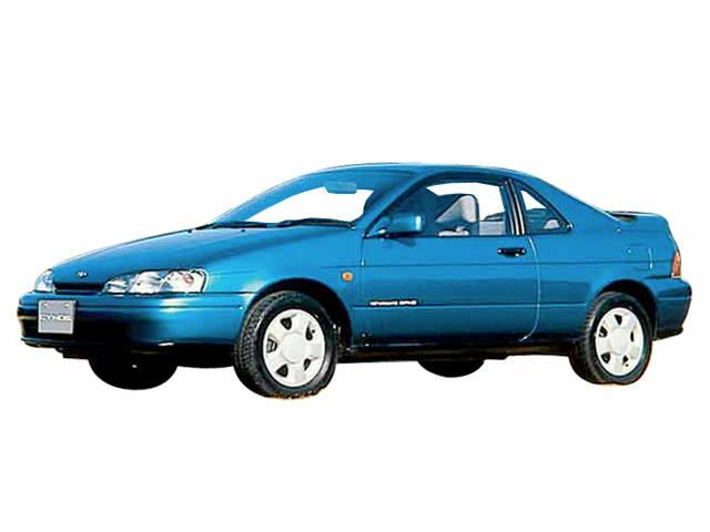 トヨタ サイノス 1991年1月〜モデル