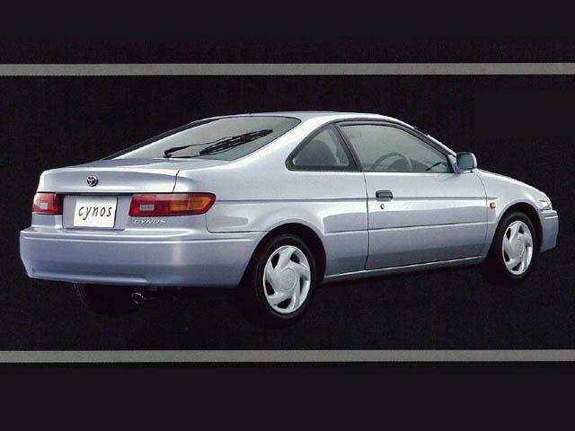 トヨタ サイノス 新型・現行モデル