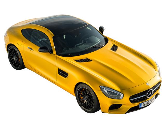 メルセデスAMG GT 2016年5月〜モデル