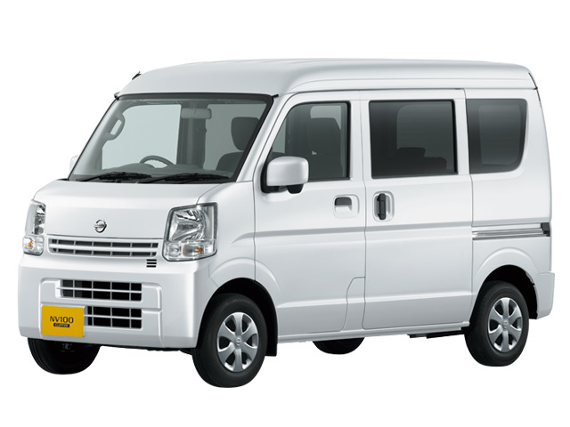 日産 NV100クリッパー 新型・現行モデル