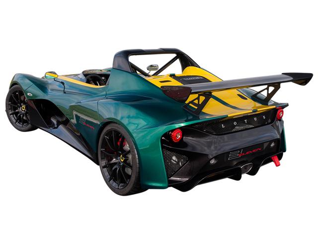 ロータス 3-イレブン 新型・現行モデル